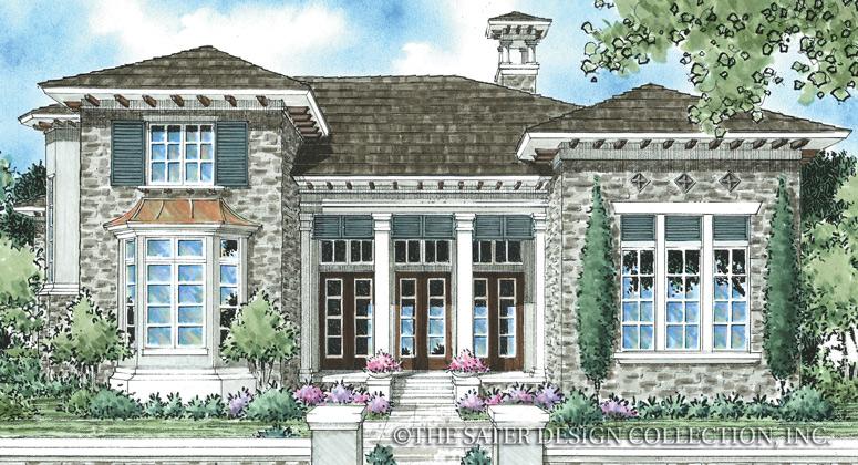 Sater Design Carriage House Custom Homes Interiors Inc