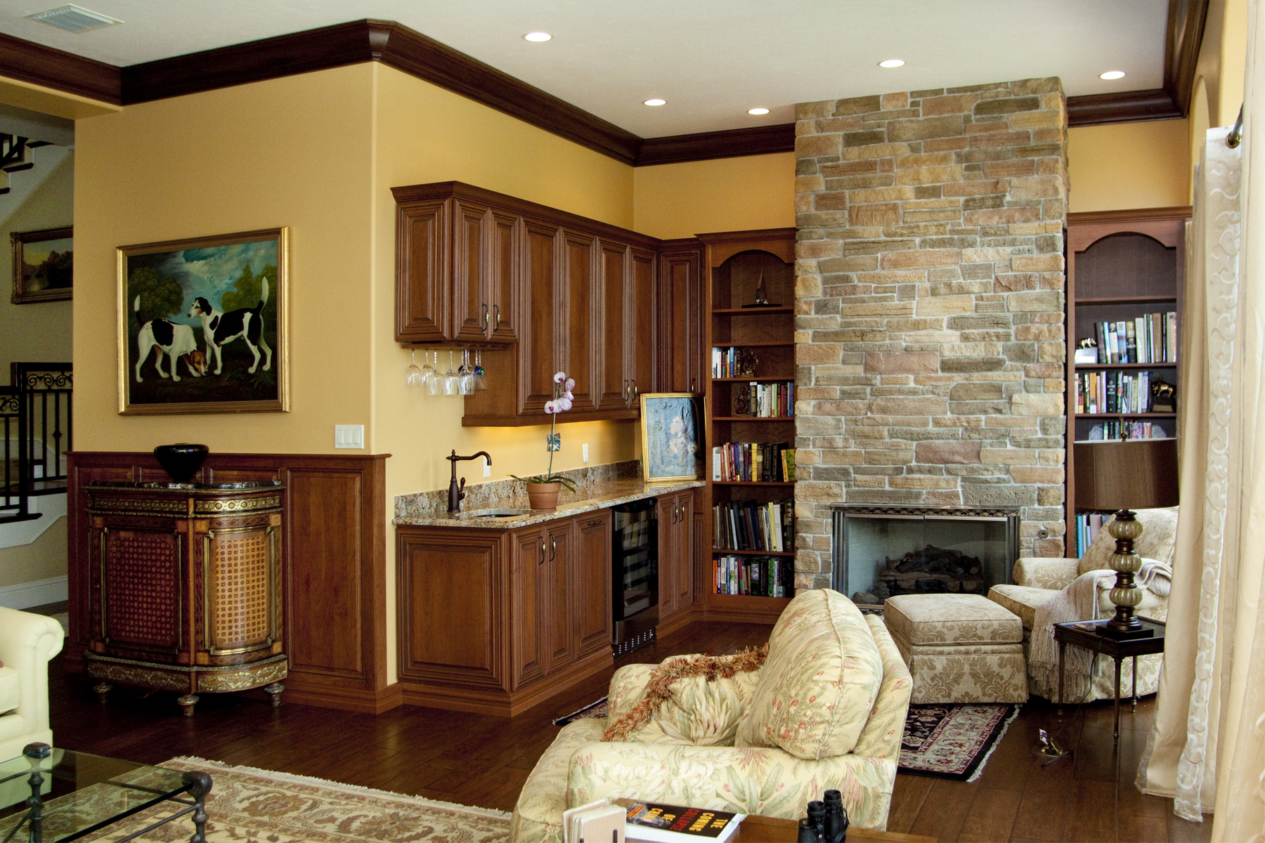 General Contractor Carriage House Custom Homes Interiors Inc