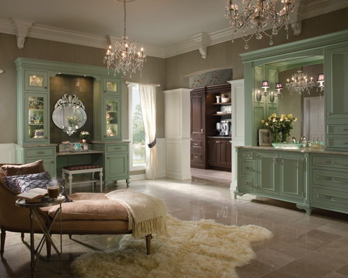 Carriage House Custom Homes Interiors
