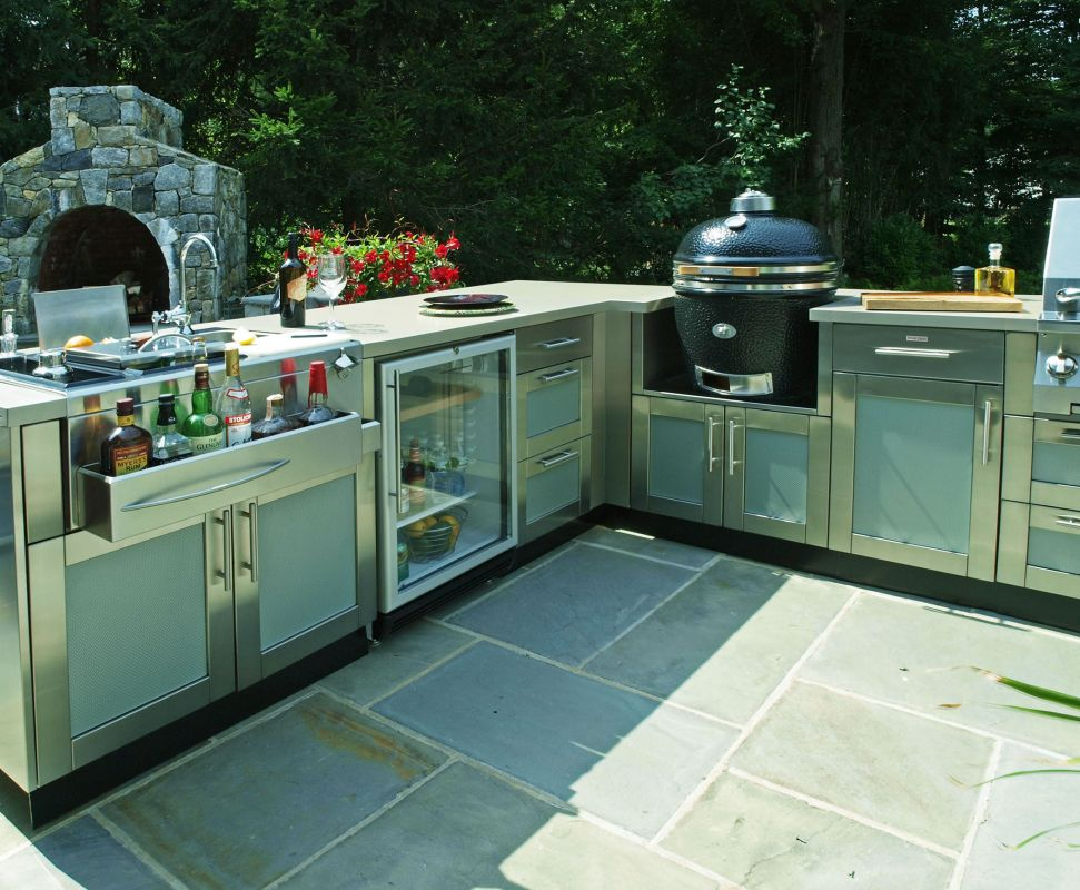 Brown Jordan Outdoor Kitchens Is Known To Be The Highest Quality Of Outdoor  Kitchen Cabinets In The Industry Today, As The Powder Coat Is Weather  Resistant ... Nice Ideas