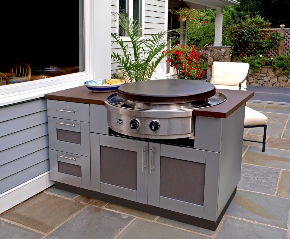 brown jordan outdoor kitchens carriage house custom homes interiors inc. Black Bedroom Furniture Sets. Home Design Ideas